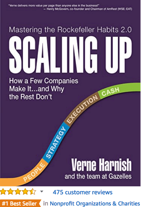 Scaling Up Verne Harnish