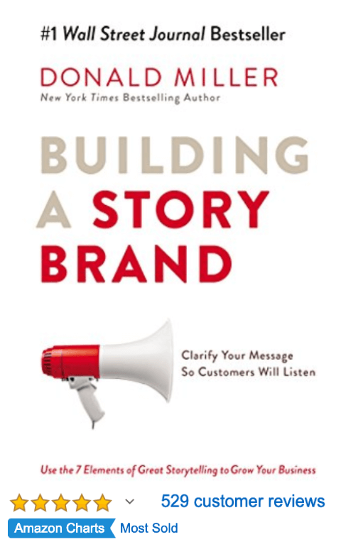 Building a StoryBrand Donal Miller