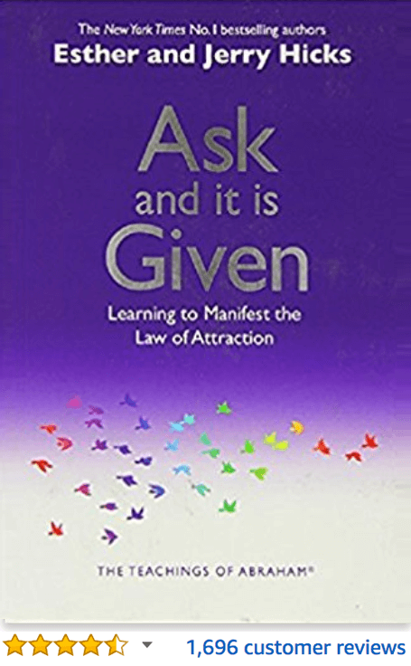 Ask and It is Given Ester Jerry Hicks